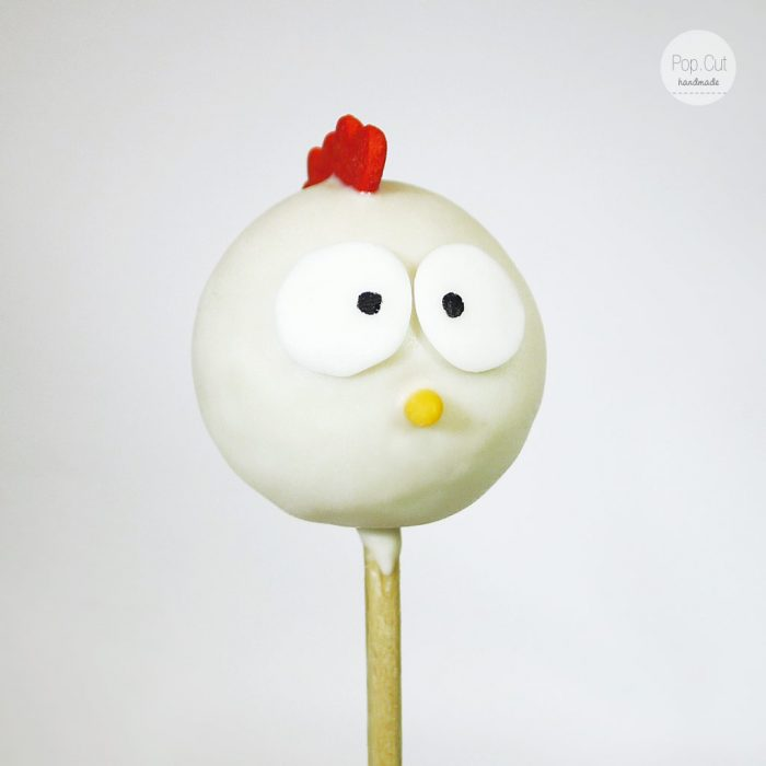 Cake Pop Gockl