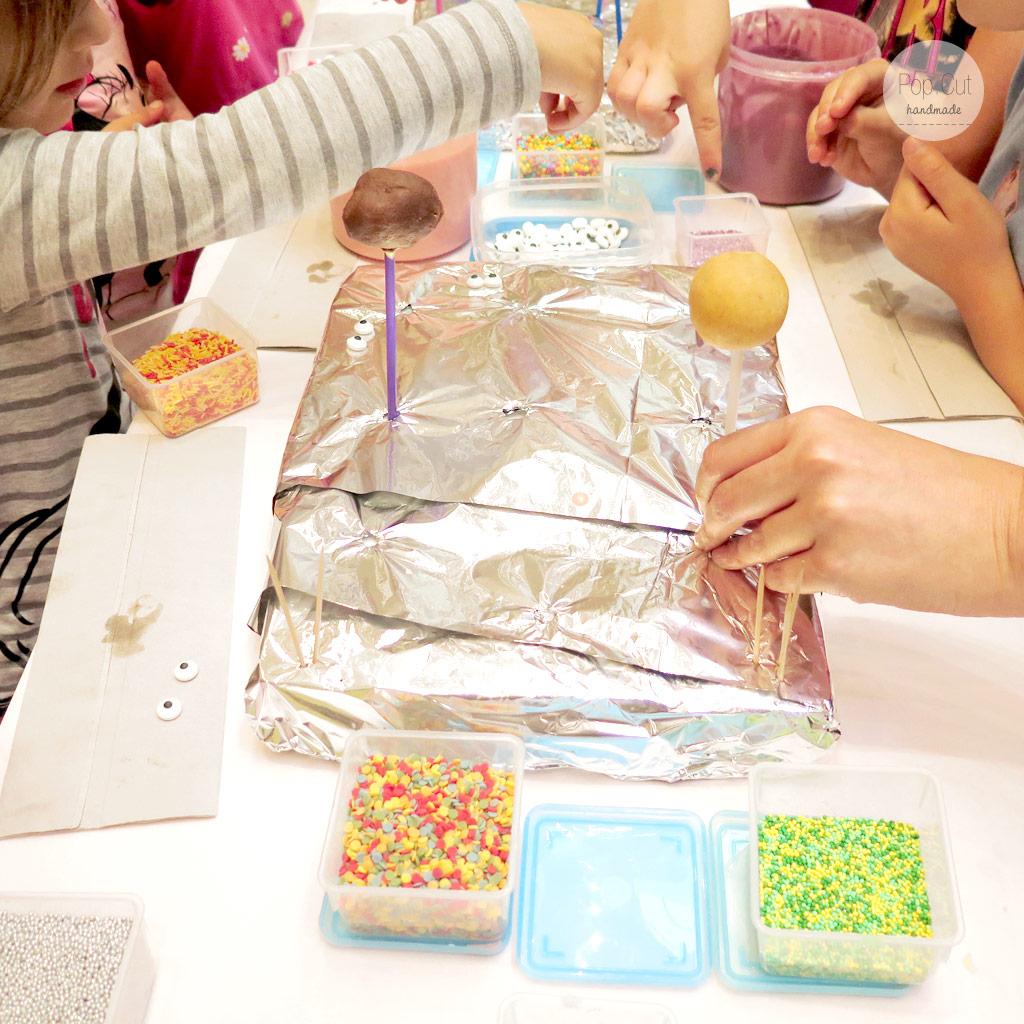 Cake Pop Kurs für Kinder - Fischapark