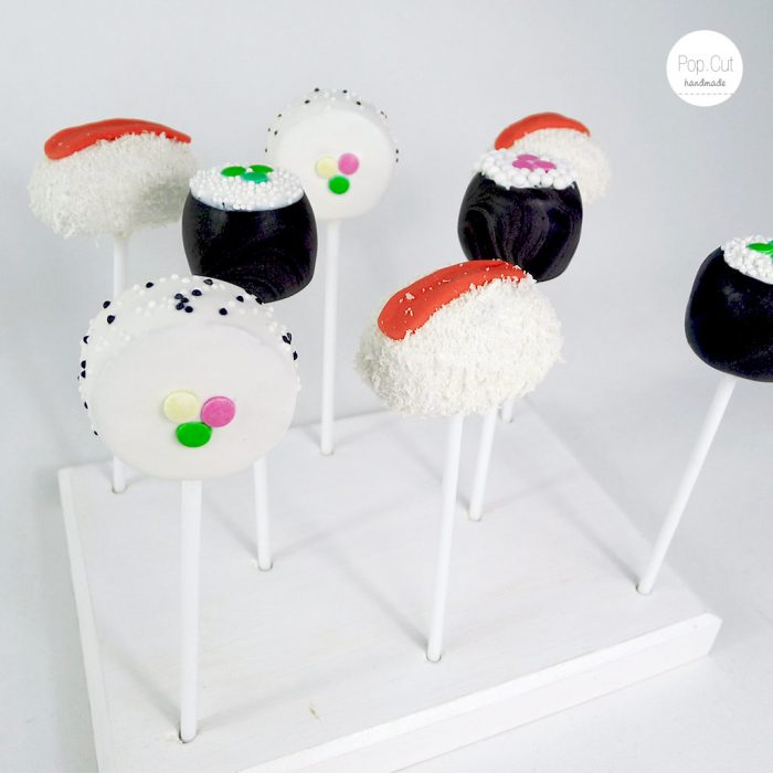 Sushi Cake Pops Pop.Cut